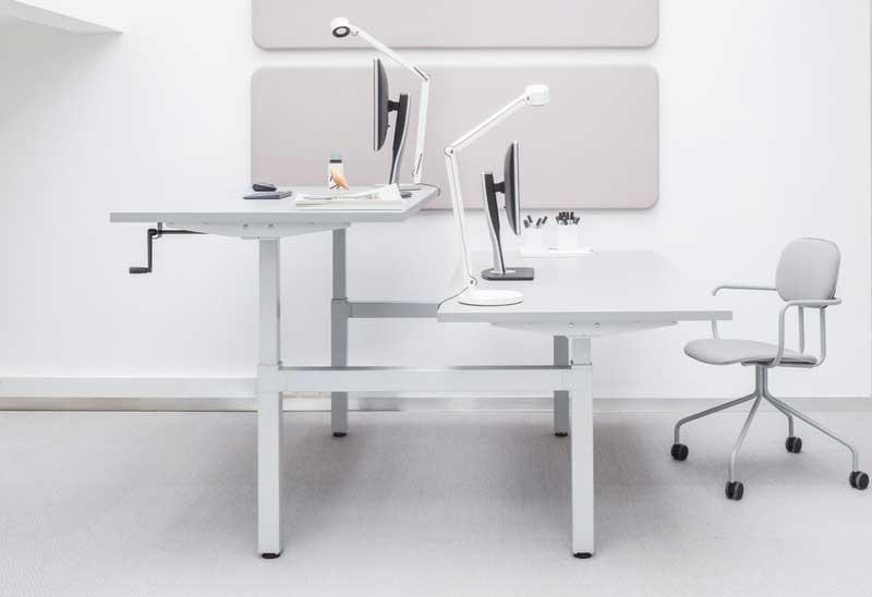 Quelle est la hauteur idéale pour un bureau